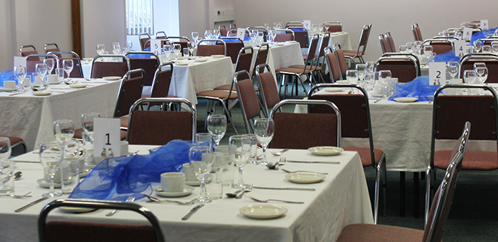 Wilson's Cafe - event sit down dinner