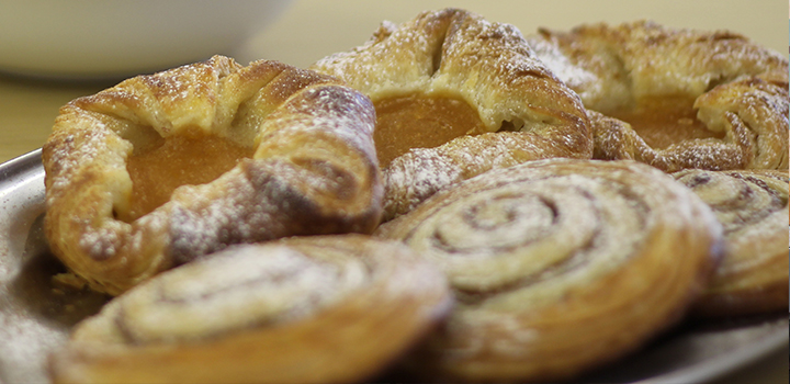 Catering events - pastries