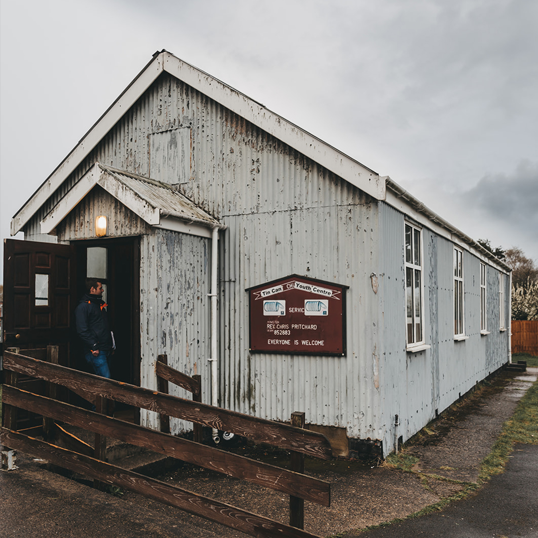 Tin Can Youth Centre